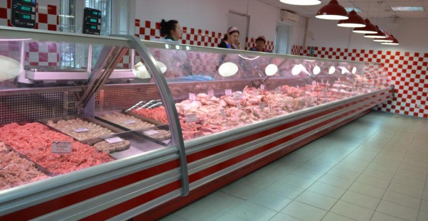 потребления мяса среди россиян